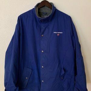Vintage Polo Sport Ralph Lauren Men's Coat Jacket